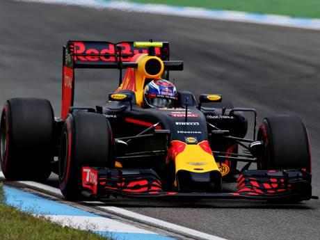 Verstappen vierde in tweede training: 'Een goede dag'