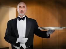 Werkstraf voor agressieve ober met kwade dronk