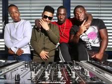 Haagse rappers Suriname blijven vast