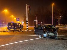 Meerdere gewonden bij ernstig ongeval in Nieuwegein