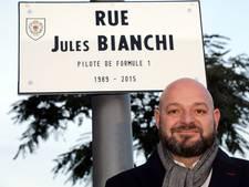 Nice noemt straat naar overleden F1-coureur Bianchi