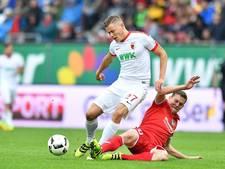 Augsburg-spits Finnbogason mist bekerduel met Bayern