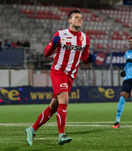 Goalgetter Tom Boere niet te stuiten in de Jupiler League