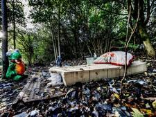 Wildkampeerders zetten Bijlmerweide op stelten