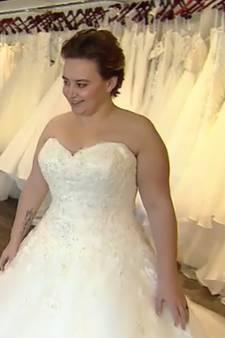 344.000 kijkers zien trouwjurkenjacht vriendin Peter Jan Rens