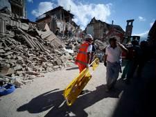 Nog altijd naschokken in gebied aardbeving