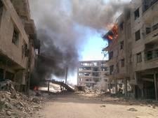 Evacuatie uit Syrische voorstad Daraya begonnen