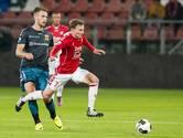 Utrecht na moeilijke start ruim langs Go Ahead