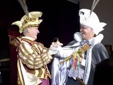 Broers Grad en Cor Derks allebei prins carnaval