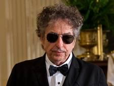 Amsterdams eerbetoon aan Nobelprijs-winnaar Bob Dylan