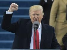 Trump citeert Batman-film tijdens inauguratiespeech