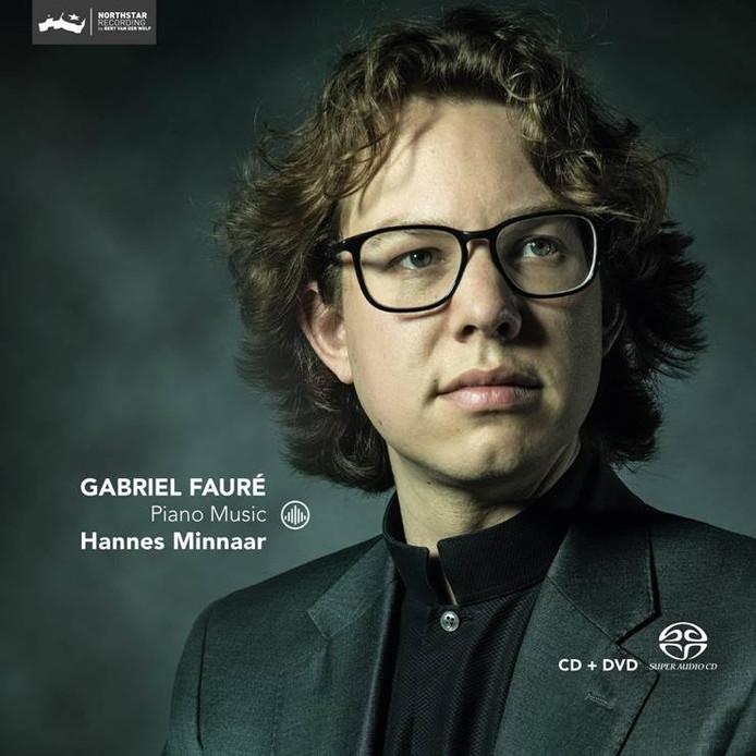 De cover van de CD van Hannes Minnaar.