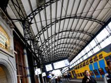 NS-beveiliger mishandeld in Haarlem