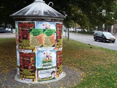 Oktoberfest claimt verloren geld bij Arnhem