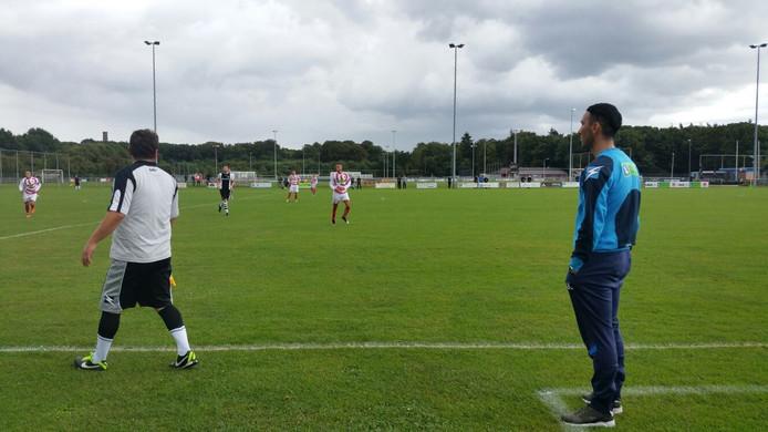 FC Jeugd gaat na een overwinning verder in het bekertoernooi. Archieffoto