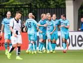 Feyenoord weer koploper na derde zege zonder tegengoal