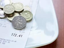 Man geeft per ongeluk meer dan miljoen euro fooi