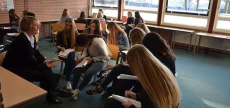 Professionals speeddaten op middelbare school in Ulft