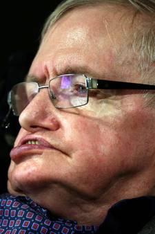 Stephen Hawking: We hebben nog maar 1000 jaar op de aarde