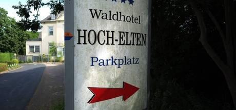 Heropening 'Waldhotel' Hoch-Elten vertraagd tot 2018