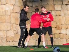NEC in Spanje (4): Bart van Ingen in de basis tegen Willem II? (video)