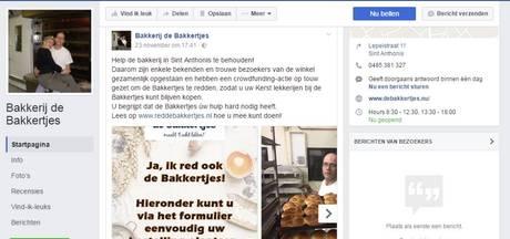 Crowdfunding kan Bakkertjes niet redden
