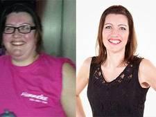 """Hanneke (34) viel meer dan 53 kilo af: """"Ontsnapt aan een gastric bypass"""""""