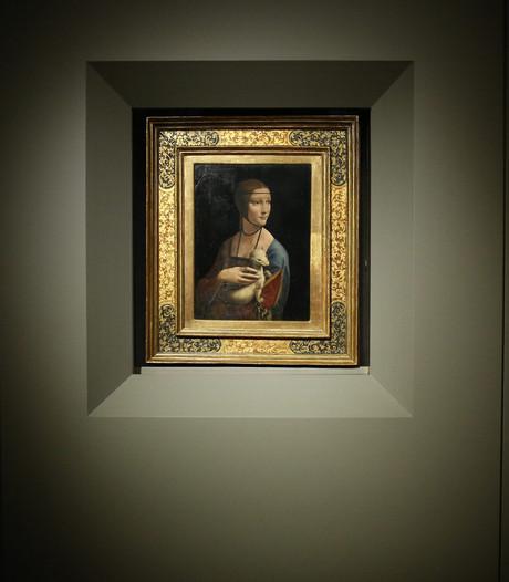 Polen koopt Rembrandt en Da Vinci voor 'een prikkie'