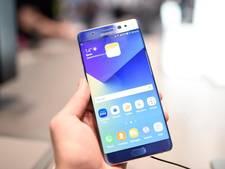 Samsung roept Note 7 na explosies ook terug in VS