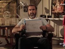 Cantona solliciteert op ludieke wijze op job Engeland