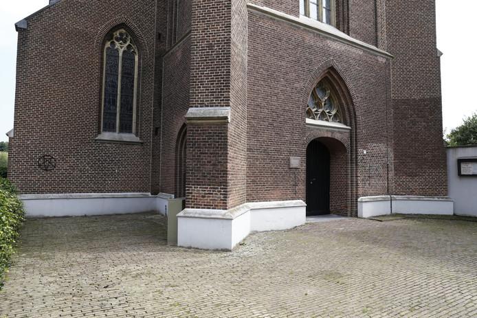 De Johannes de Doperkerk in Gassel.