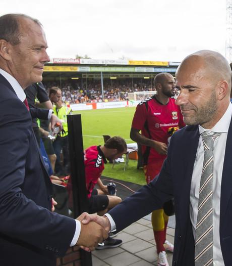 'Zoekende' Bosz wil snel minder wisselen bij Ajax