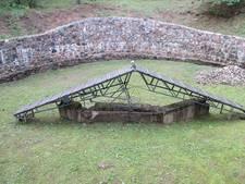 Joodse ontsnappingstunnel ontdekt in oud nazikamp