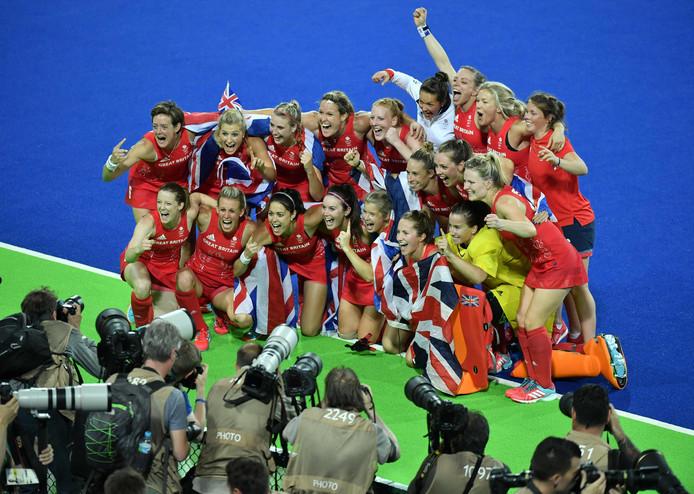 Hockeysters verliezen olympische finale na shootouts | Olympische ...