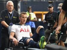 Concurrent Janssen eerder terug bij Spurs