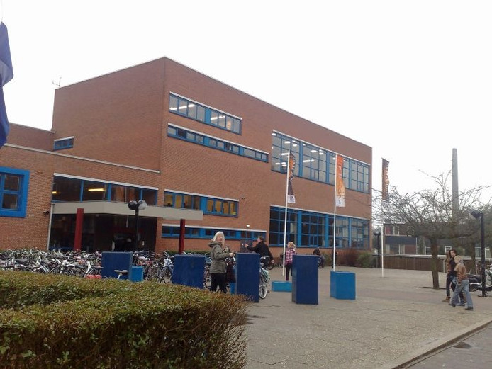 NSG Groenewoud in Nijmegen.