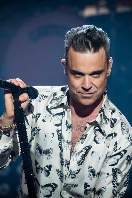 'Nieuwe Robbie Williams klinkt als James Bond-song'