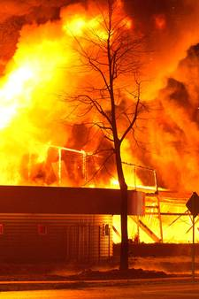 Moslimhaat door beelden moskeebrand Culemborg (video)