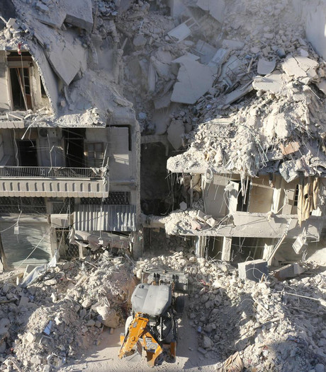 Ban Ki-moon noemt bommen op Aleppo oorlogsmisdaad