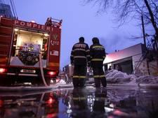 Weer brand in Roemeense nachtclub
