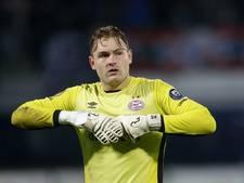 Zoet ontbreekt ook tegen Vitesse bij PSV