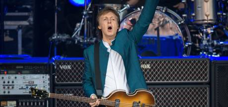 Demoplaat Paul McCartney voor 21.000 euro geveild