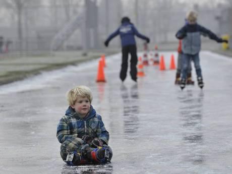 Weerman Dees: Geluk nodig voor tweede schaatsperiode