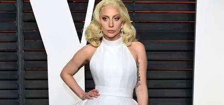 Lady Gaga treedt op tijdens 'halftime-show' Super Bowl