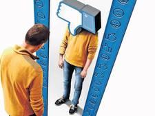 Ongelukkige mensen nog ongelukkiger door Facebook