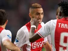 Ajax dendert in tweede helft over hekkensluiter PEC heen