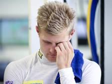 F1-coureur Ericsson ten val door overstekende kip