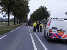 Voetganger (37) dood bij aanrijding met vrachtwagen bij Sint Hubert