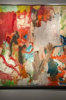 Recordbedrag voor schilderij De Kooning