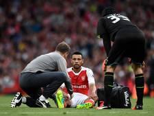 Blessure Coquelin baart Arsenal zorgen